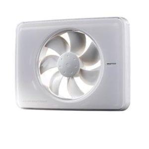 Badkamer ventilatie